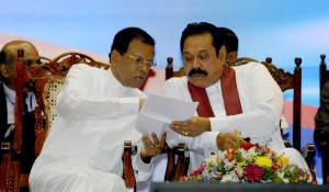 Maithripala-Mahinda