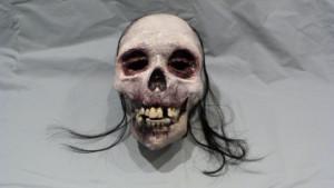 Skull Hair