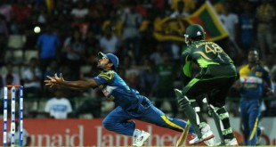 Sri Lanka dropped catch