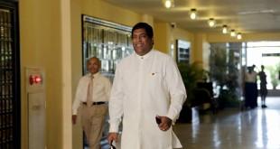 Ravi Walking Backwards